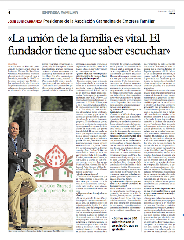 entrevista-ideal-carranza-empresa-familiar-granada